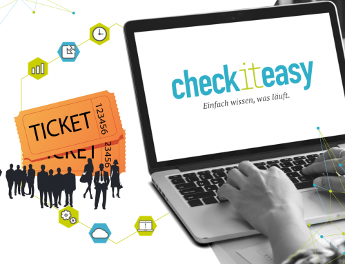 CRM + Ticketsystem = checkiteasy